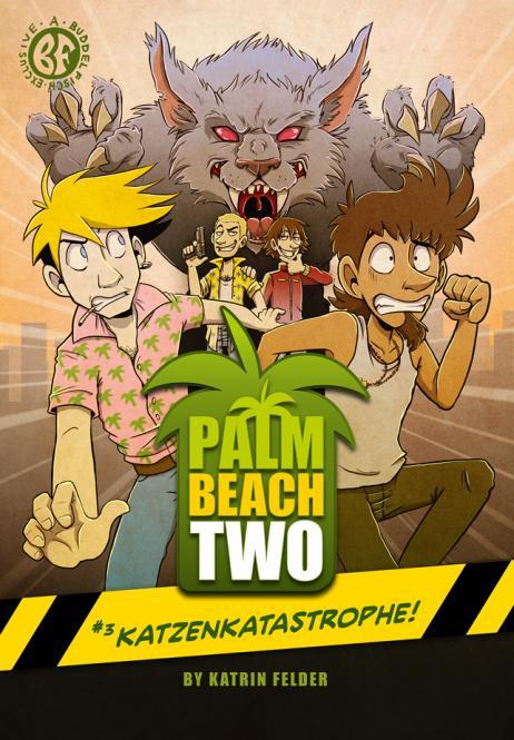 Palm Beach Two #3 Katzenkatastrophe!