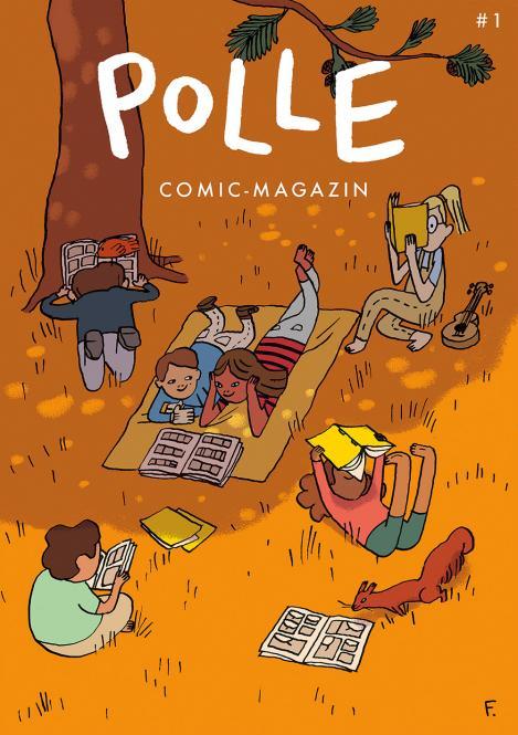 Polle – Comic-Magazin für Kinder ab 6 Jahren