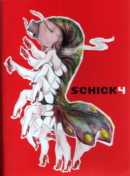 Schick Magazin #4 mit Doppeltim, Jeff Chi, Alexander Zenker u.A.
