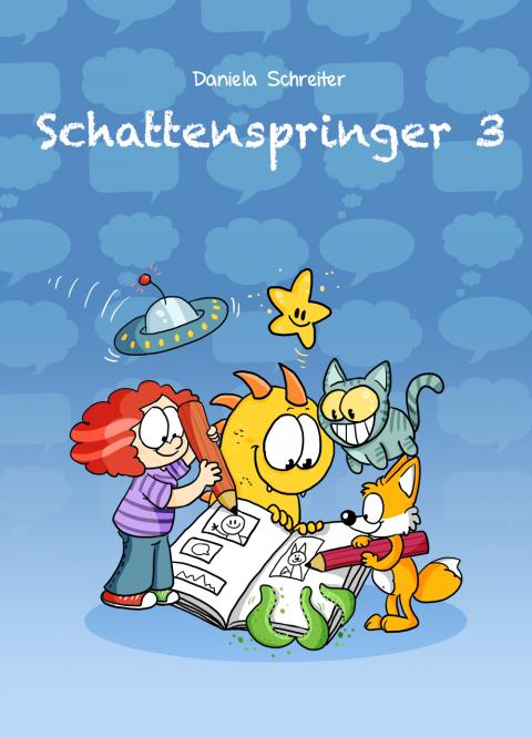 Schattenspringer 3 – ab 12 Jahre – Vorbestellung, VÖ 27.08.2018