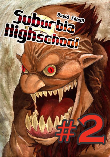 """Suburbia Highschool Heft 2 - """"Bad Hair Day"""""""