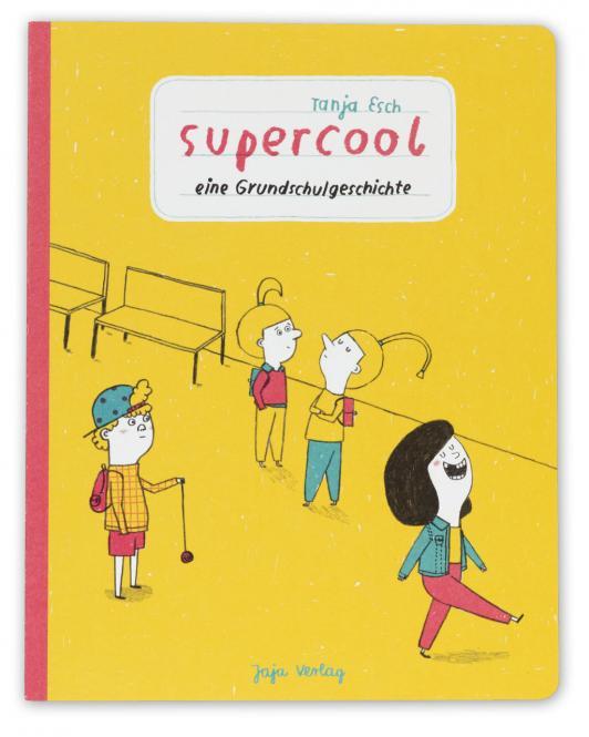 Supercool – Kindercomic von Tanja Esch – ab 6 Jahre