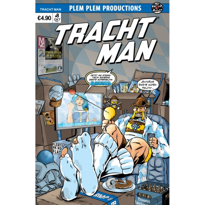 Tracht Man #8