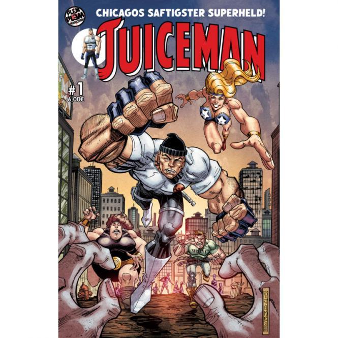 VORBESTELLUNG Juiceman #1 – Scott James