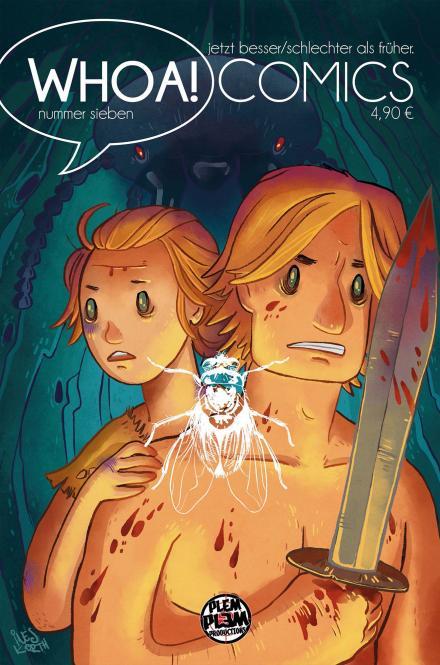 Whoa! Comics #7