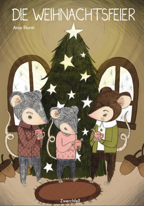 Die Weihnachtsfeier – Anja Sturm