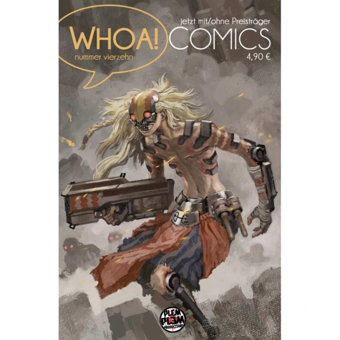 Whoa! Comics #14