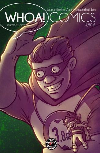 Whoa! Comics #8