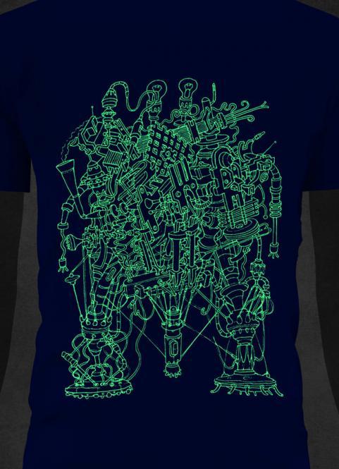 BOILER-Shirt von Wittek