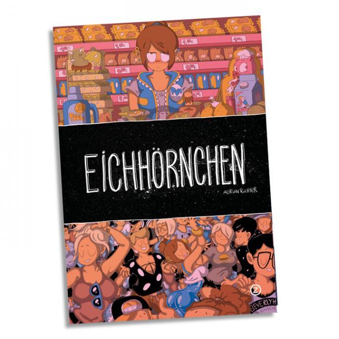 Eichhörnchen - Adrian Richter