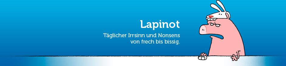 Lapinot Banner