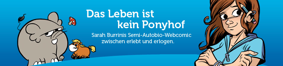 Ponyhof Banner
